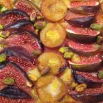 Den Herbst auf der Zunge zergehen lassen: Apfel- und Pflaumenkuchen