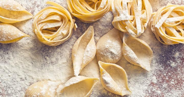 Pasta selbst machen