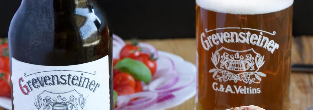 Die Brauerei C. & A. VELTINS präsentiert das Rezept für einen sommerlichen Italian-Wrap.