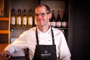 Johannes Kwoll von der Excellence Kochschule LukullusT