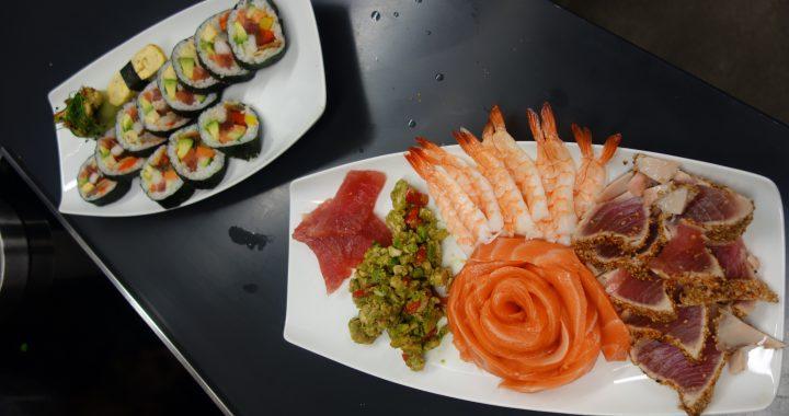 Sushi bei LukullusT